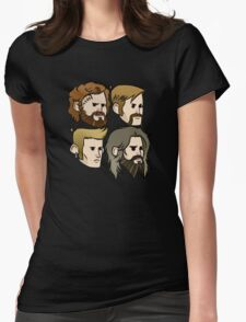 MASTODON cartoon quartet T-Shirt