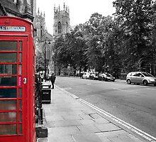 York Minster by Paul Barnett