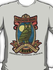 Bohemian Grove Presidential Selection Picknick 2012 T-Shirt