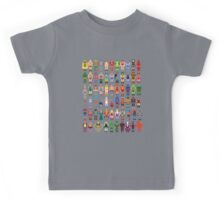 8-bit Masters Kids Tee