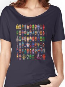 8-bit Masters Women's Relaxed Fit T-Shirt