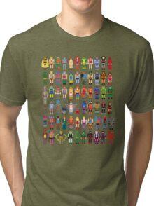 8-bit Masters Tri-blend T-Shirt
