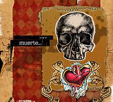Love is MUERTE by soyelzappo