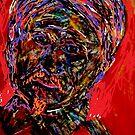 Digital Portrait by Richard  Tuvey