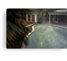 Gonzales Pool by Sam Muller Metal Print