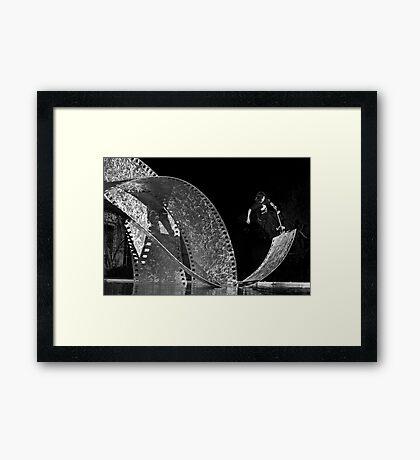 Yohei Miyazawa by Sam Muller Framed Print