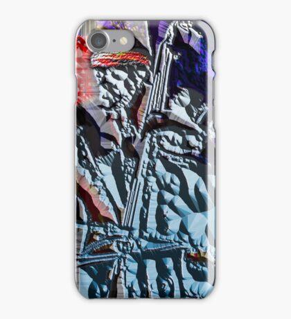BASSO MAN iPhone Case/Skin