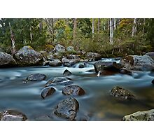 The River Wild Photographic Print