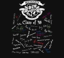 Class of '98 (on black) T-Shirt