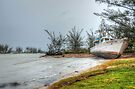 """Uncloudy Day"" went safely through the Hurricane Sandy in Nassau, The Bahamas by Jeremy Lavender Photography"