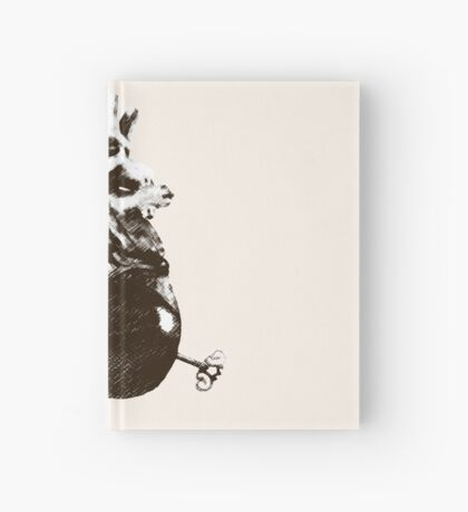 Wind Up Heart Hardcover Journal