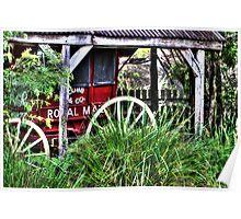 """Royal Mail"" Poster"