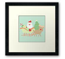 Santa #5 Framed Print