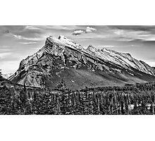Banff, Alberta Photographic Print