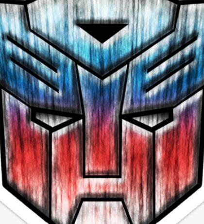 The Autobots! Sticker