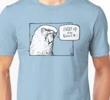 Bird Notes: Shut Up and Dance! Unisex T-Shirt