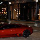 Lamborghini Murcielago LP640  by yuliekayy