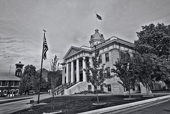 Box Elder County Courthouse by Brenton Cooper