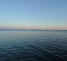 Open Waters by yuliekayy