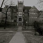 Empty School  by yuliekayy