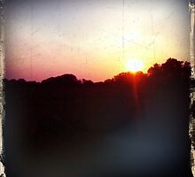 Texas sunset part 2 by Jessica S
