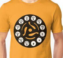 dial 45 rpm Unisex T-Shirt