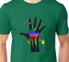 rainbow in my hand Unisex T-Shirt