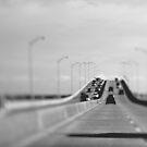 3 mile bridge, pensacola, florida by cmpotts