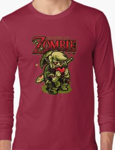 Legend of Zombie Long Sleeve T-Shirt