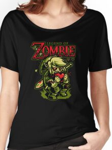 Legend of Zombie Women's Relaxed Fit T-Shirt