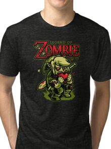 Legend of Zombie Tri-blend T-Shirt