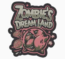 Zombie's DreamLand - STICKER by WinterArtwork
