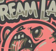 Zombie's DreamLand - STICKER Sticker