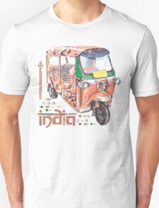 I LOVE INDIA T-shirt T-Shirt