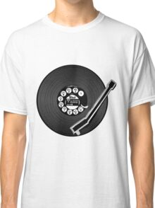 dial play hollywood Classic T-Shirt
