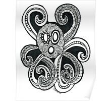 Ooo.. the Octopus Poster