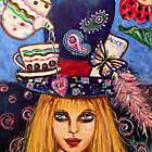 HATTER'S GIFT by kimberlysdream