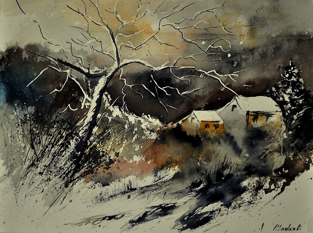 watercolor 210181 by calimero