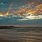 East Beach Sunset - Low Head Tasmania by fotosic