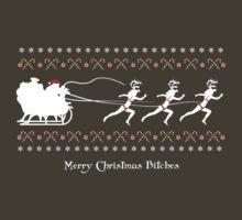 Santa's Sleigh T shirt by GUS3141592