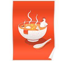 La Chicken Soup Poster