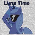 Luna Time  by eeveemastermind