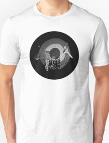 The Hoo Black and White Version (The Kids Owl Alright) T-Shirt