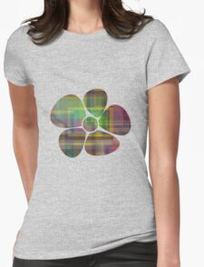 Colorful 7 Womens Fitted T-Shirt