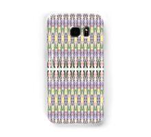 purple multi colored mirror Samsung Galaxy Case/Skin