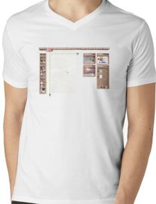 I Am Photoshop Mens V-Neck T-Shirt