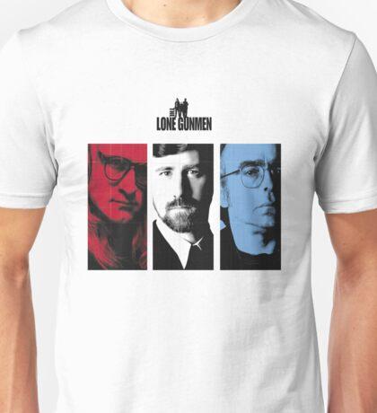 conspiracy theorists  Unisex T-Shirt
