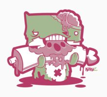 KittyZ - Gnarly Zombie Cats Kids Clothes