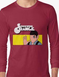 Spockwork Orange Long Sleeve T-Shirt