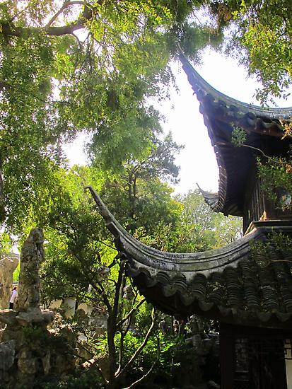 Lion Grove Garden House, Suzhou, China by Chris Millar